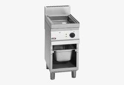 600 Range / Bratt pan