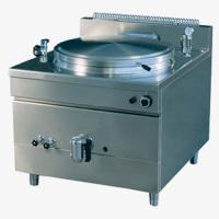 Large Capacity Equipment Rectangular Boiling Pans