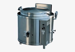 Large Capacity Equipment / Round Boiling Pans