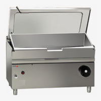 Large Capacity Equipment Tilting Bratt Pans
