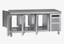 Neo Advance / Gn Refrigerated Counters Central Models