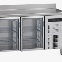 Neo Advance Gn Refrigerated Counters With Glass Doors