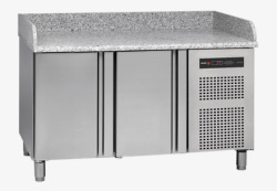 Neo Advance / Gn Refrigerated Counters With Granite Work Top