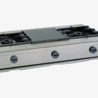 Non Modular Cooking Gas Countertop Ranges