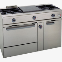 Non Modular Cooking Gas Ranges With Oven