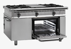 Non Modular Cooking / Gas Ranges With Pass Through Oven