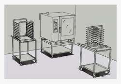 Oven Accessories / Accessories For 102 Models