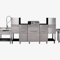 Rack Type Dishwashers Gas Modular Rack Type Dishwashers