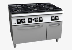 900 KORE / Gas Cookers with Oven