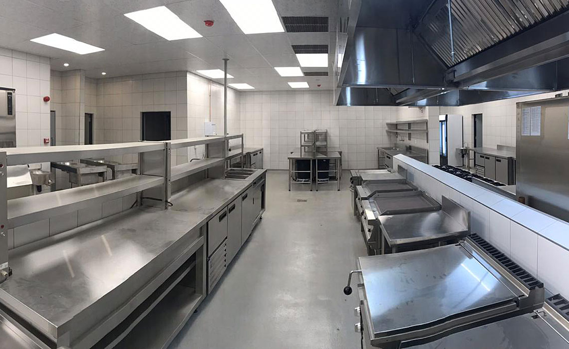 skukuza-catering-installation-professional-kitchen 6
