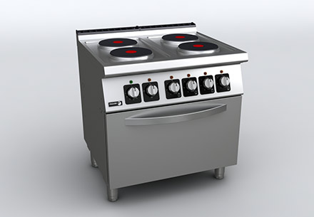 700-kore-electric-cooker-with-oven-C-E741