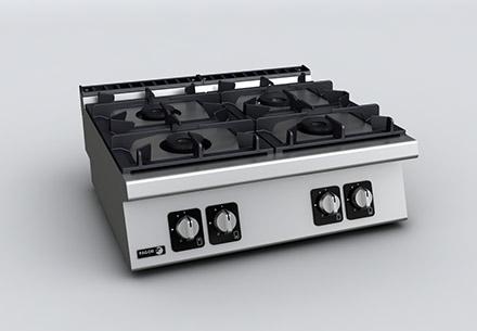 700-kore-gas-cooker-open-burners-C-G740